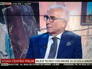 Antonio D'Intino interviene su Sky Tg24