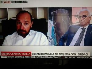Andrea Barocci e Antonio D'Intino si confrontano sul sistema salvavita passivo