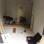 L'Arch. Andrea Vittorini: ha installato una Stanza Antisismica in casa sua all'Aquila