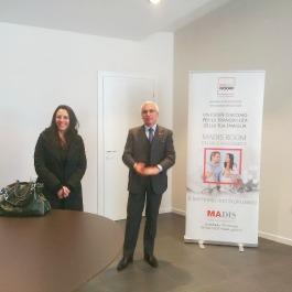 L'Architetto Assunta Gaetani progettista della nuova sede degli Architetti intitolata a Raffele Sirica