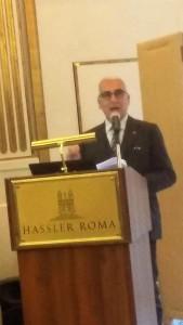 ANTONIO D'INTINO, PRESIDENTE ISEA